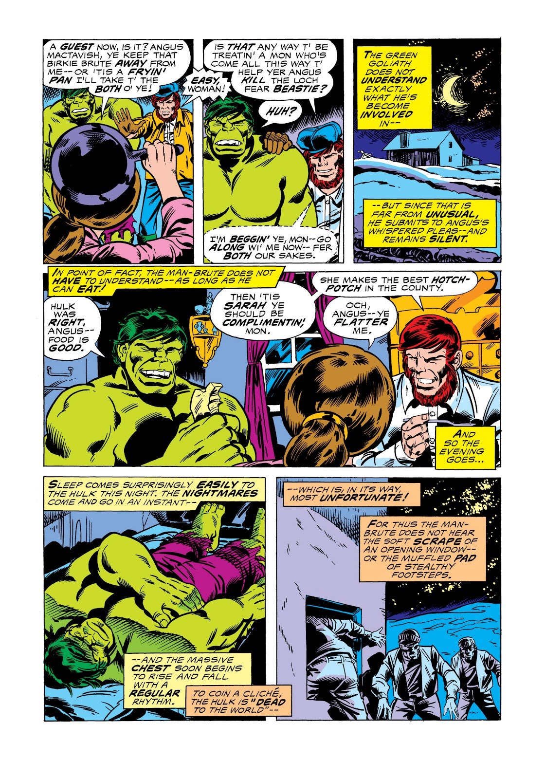 Read online Marvel Masterworks: The Incredible Hulk comic -  Issue # TPB 11 (Part 2) - 62