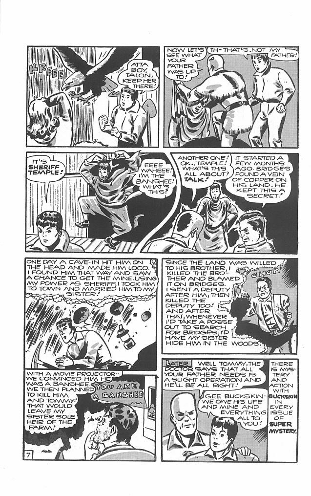 Read online Golden-Age Men of Mystery comic -  Issue #16 - 44
