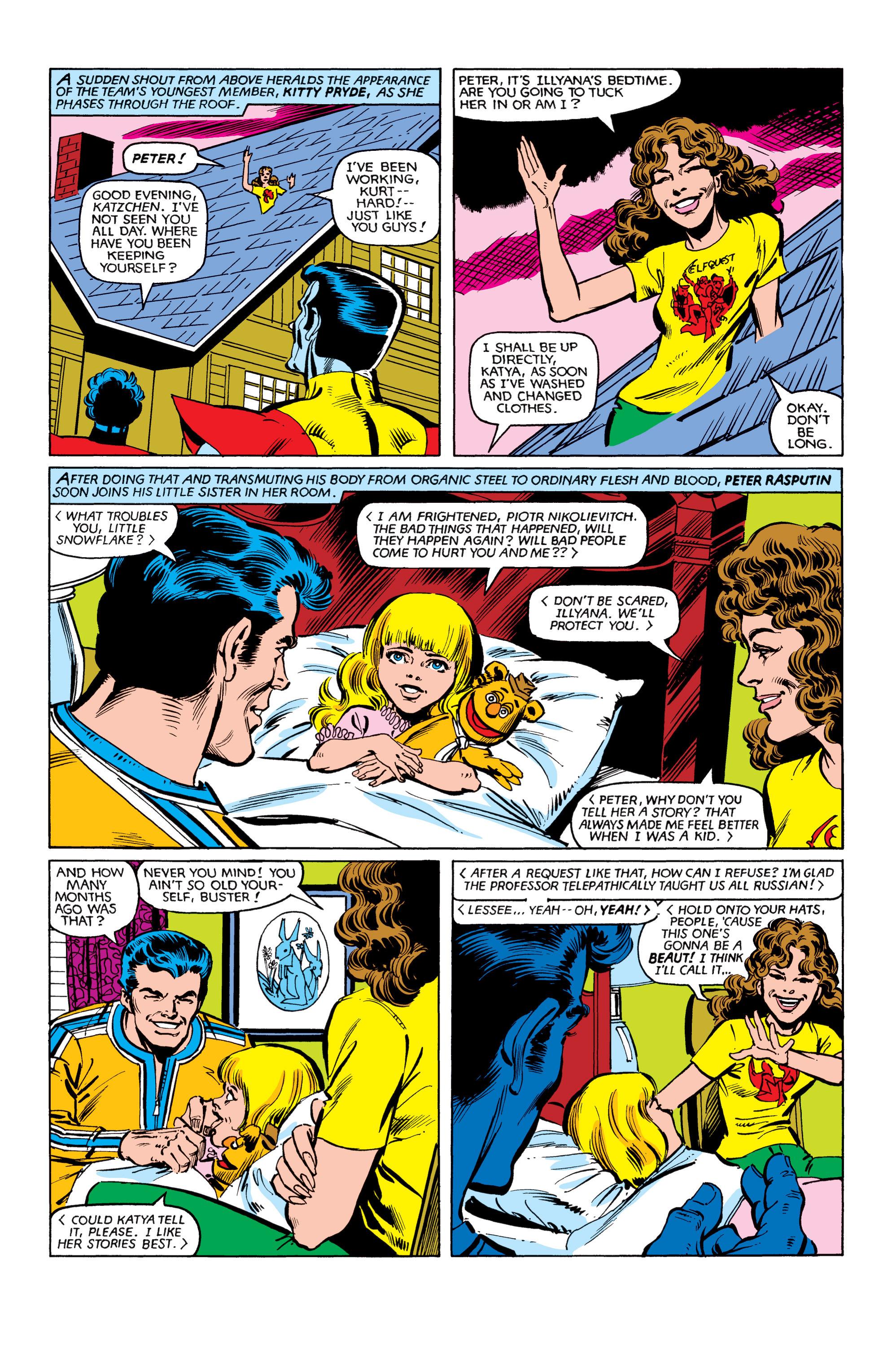 Read online Uncanny X-Men (1963) comic -  Issue #153 - 4