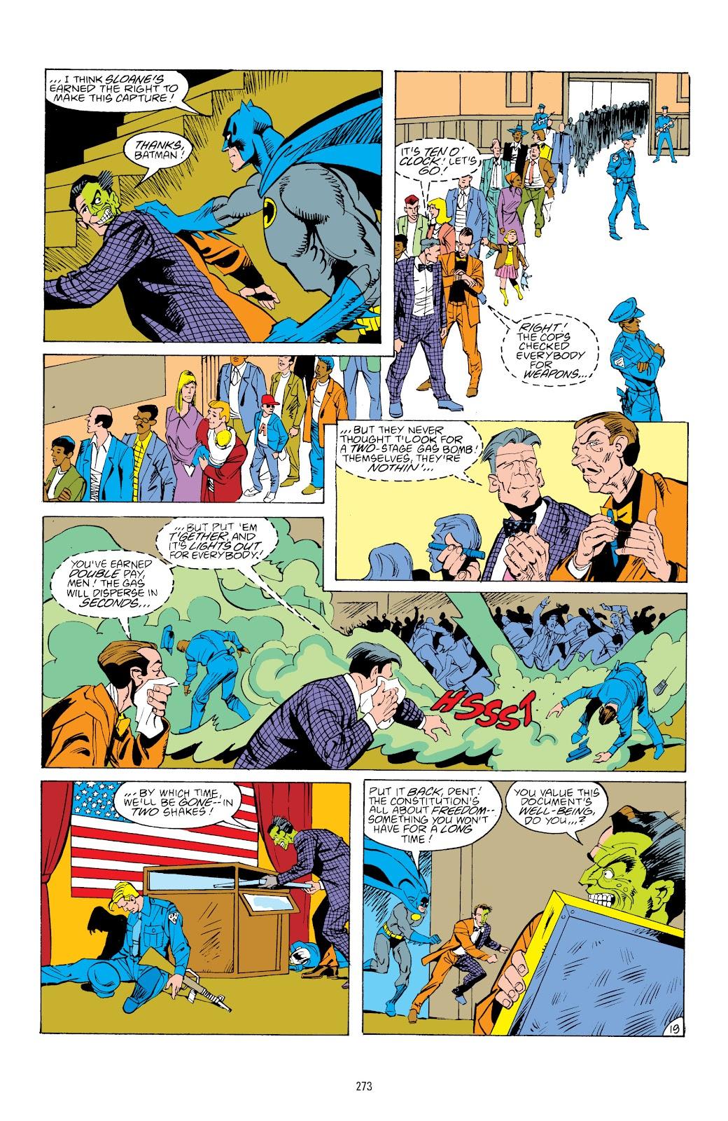 Read online Detective Comics (1937) comic -  Issue # _TPB Batman - The Dark Knight Detective 1 (Part 3) - 73