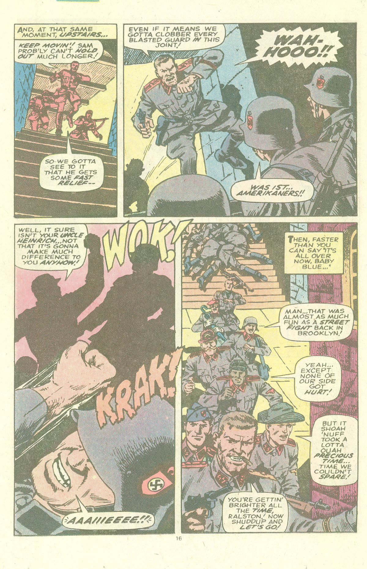 Read online Sgt. Fury comic -  Issue #157 - 18