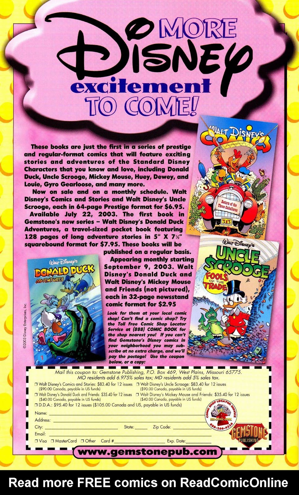 Walt Disney's Comics and Stories issue 641 - Page 43
