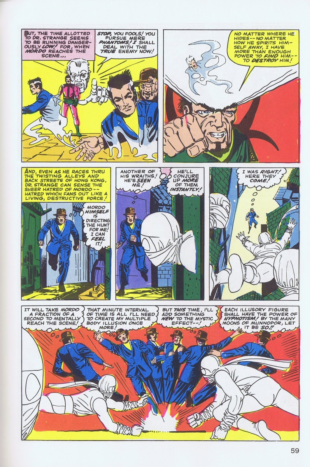 Doctor Strange: Master of the Mystic Arts issue TPB - Page 55