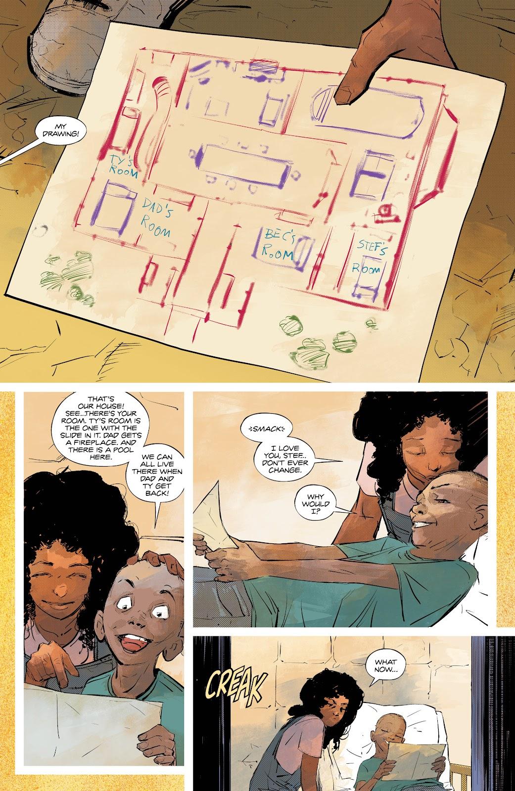 Read online Resonant comic -  Issue #5 - 16