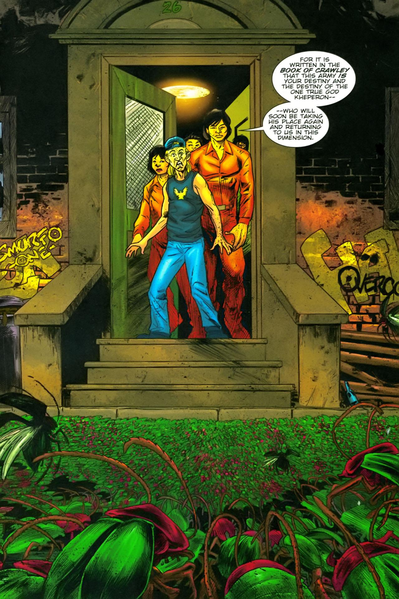Read online The Exterminators comic -  Issue #22 - 11