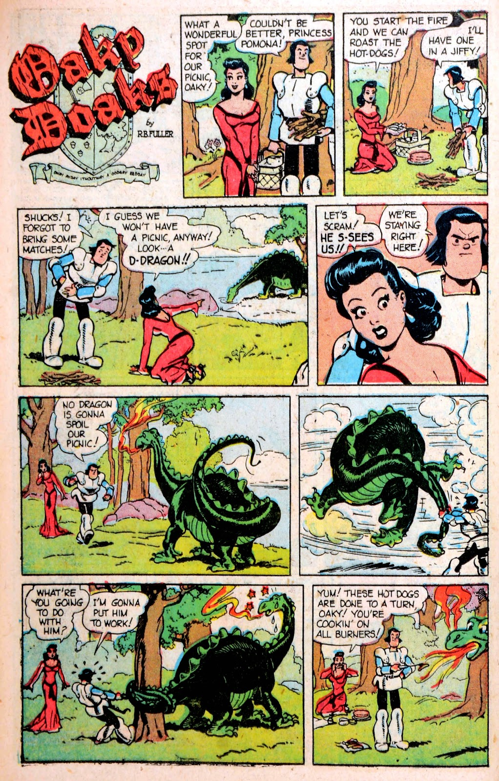 Read online Famous Funnies comic -  Issue #194 - 18