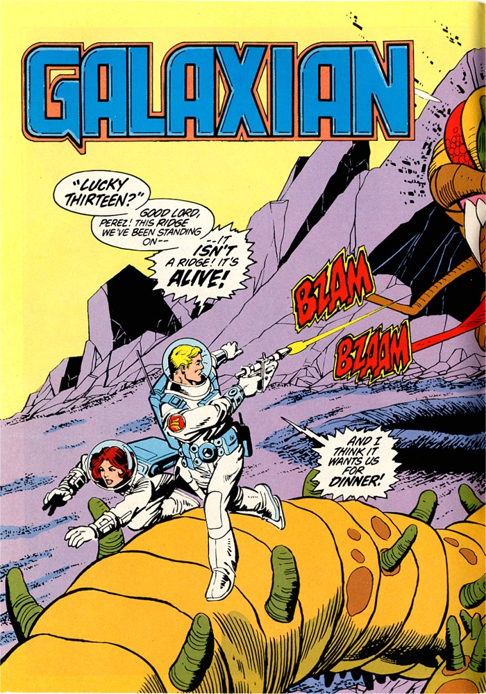 Read online Atari Force (1982) comic -  Issue #5 - 4