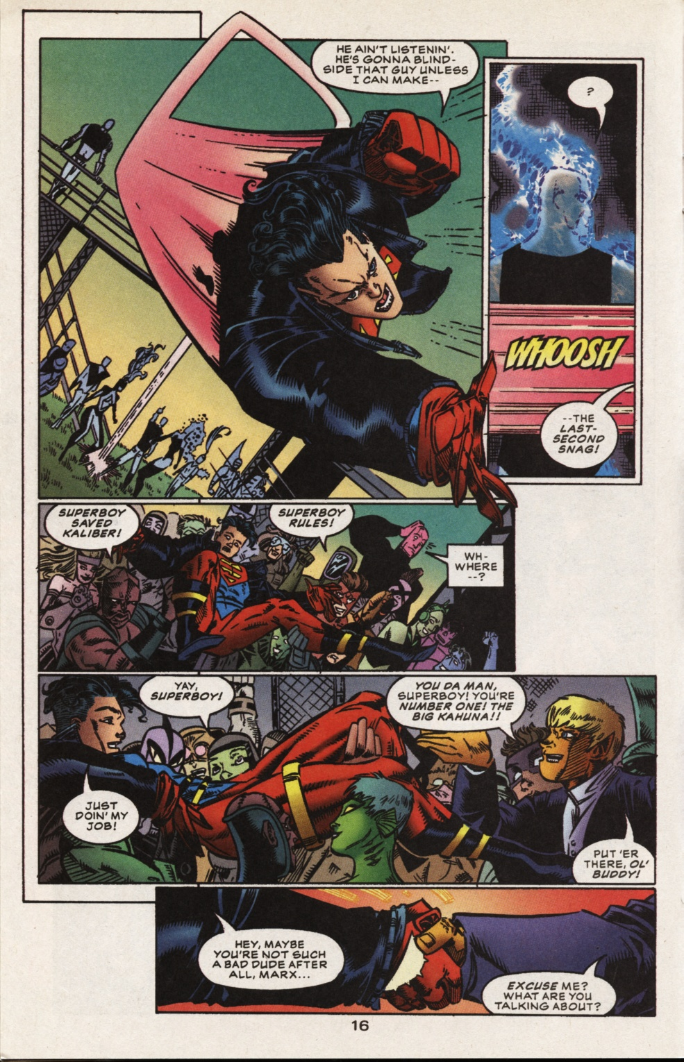 Superboy & The Ravers issue 15 - Page 17