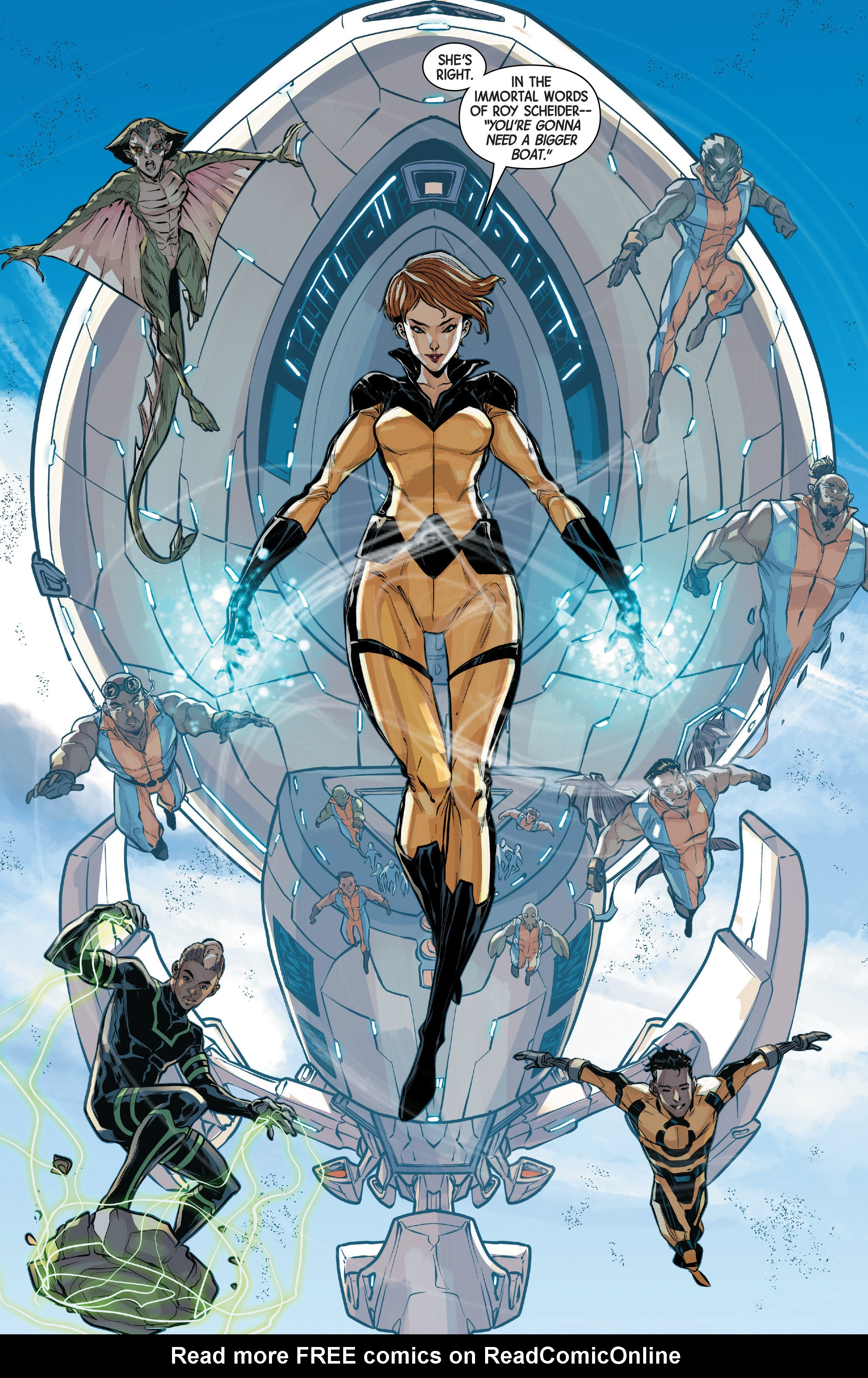 All-New Inhumans #11 #11 - English 5
