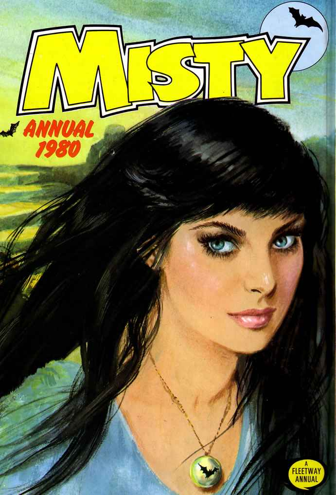 Read online Misty comic -  Issue # _Annual 1980 - 144