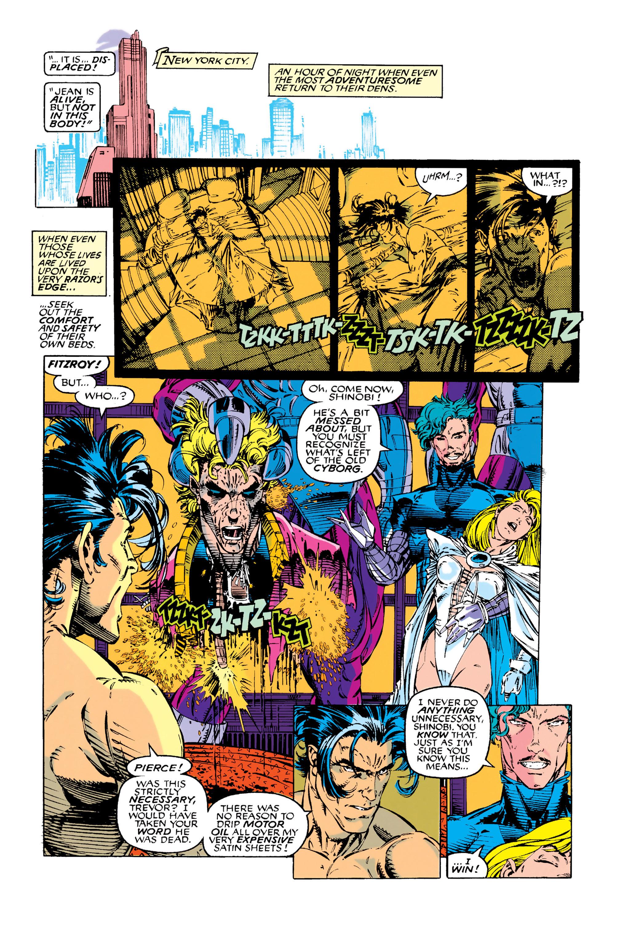 Read online Uncanny X-Men (1963) comic -  Issue #282 - 4