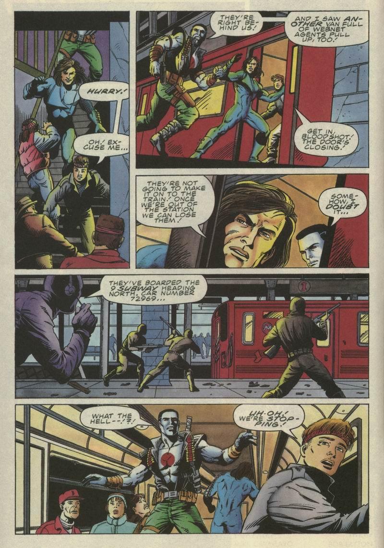 Read online Secret Weapons comic -  Issue #9 - 5