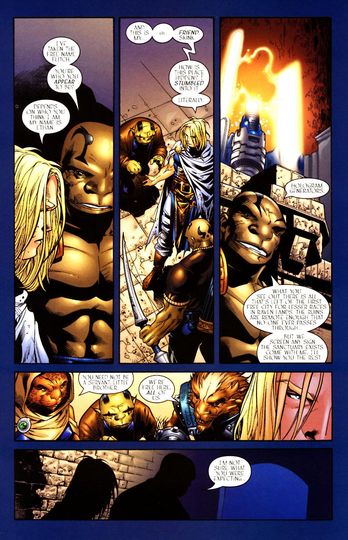 Read online Scion comic -  Issue #10 - 6