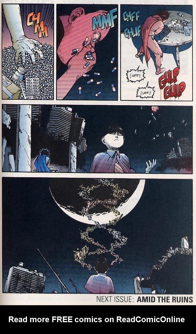 Read online Akira comic -  Issue #17 - 60