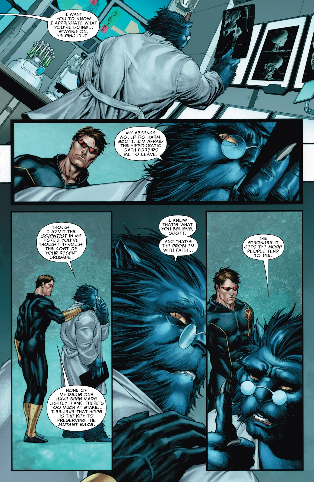 Read online X-Men: Second Coming comic -  Issue # _TPB (Part 2) - 67
