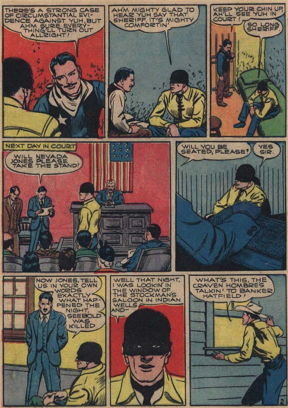 Zip Comics 25 Page 45