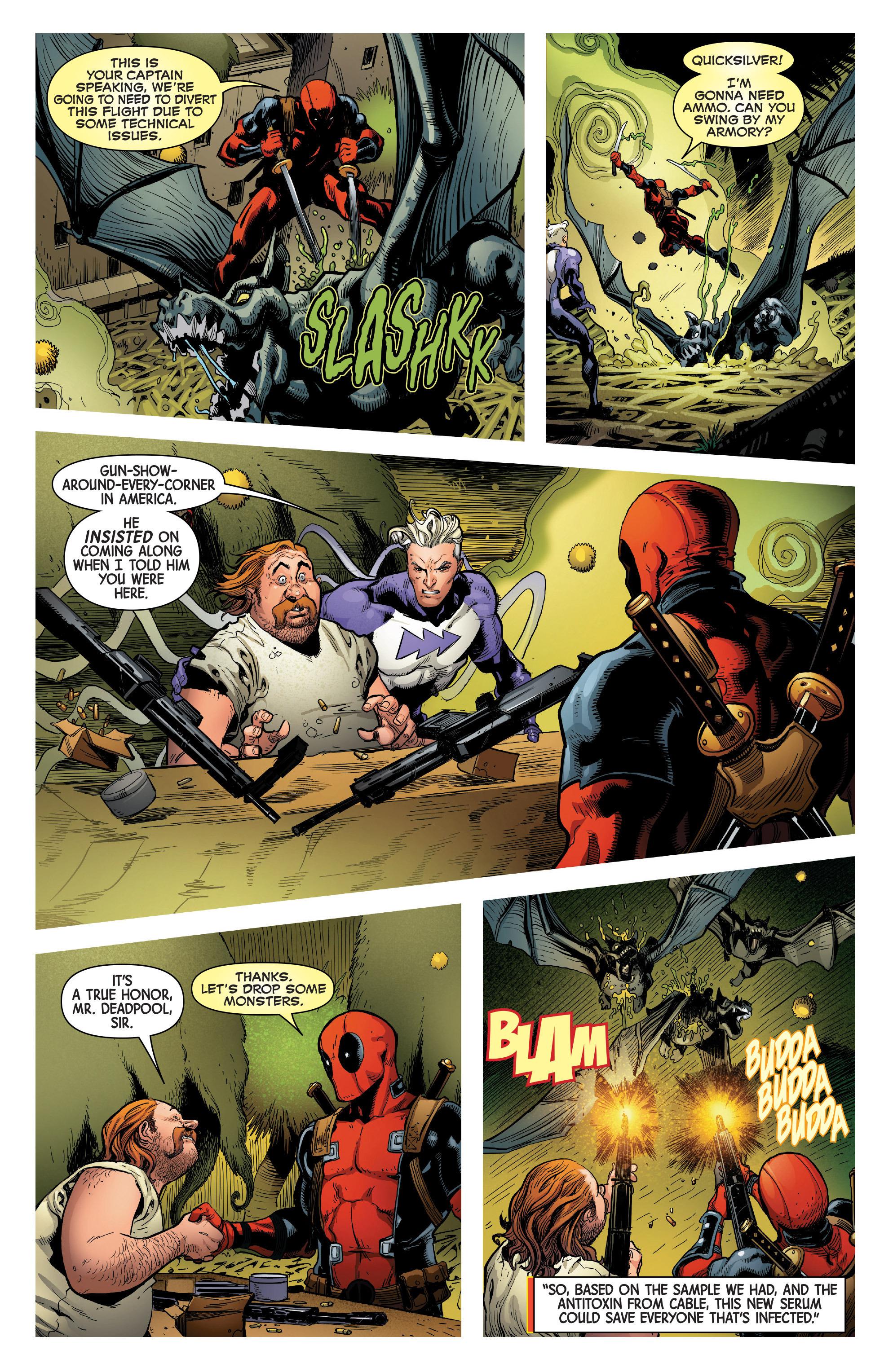 Read online Uncanny Avengers [II] comic -  Issue #4 - 7