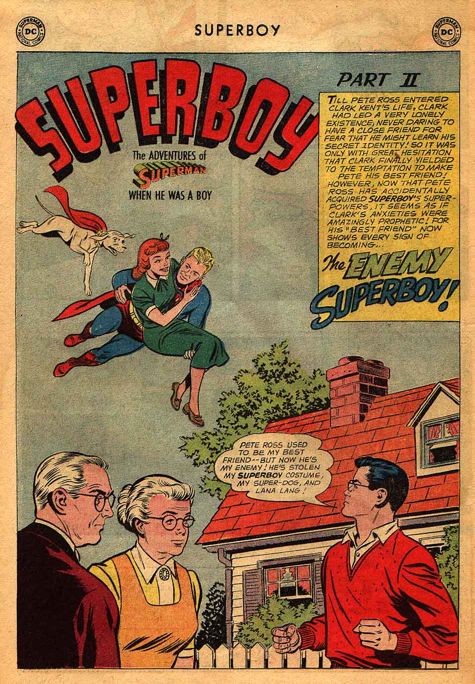 Superboy (1949) issue 96 - Page 15