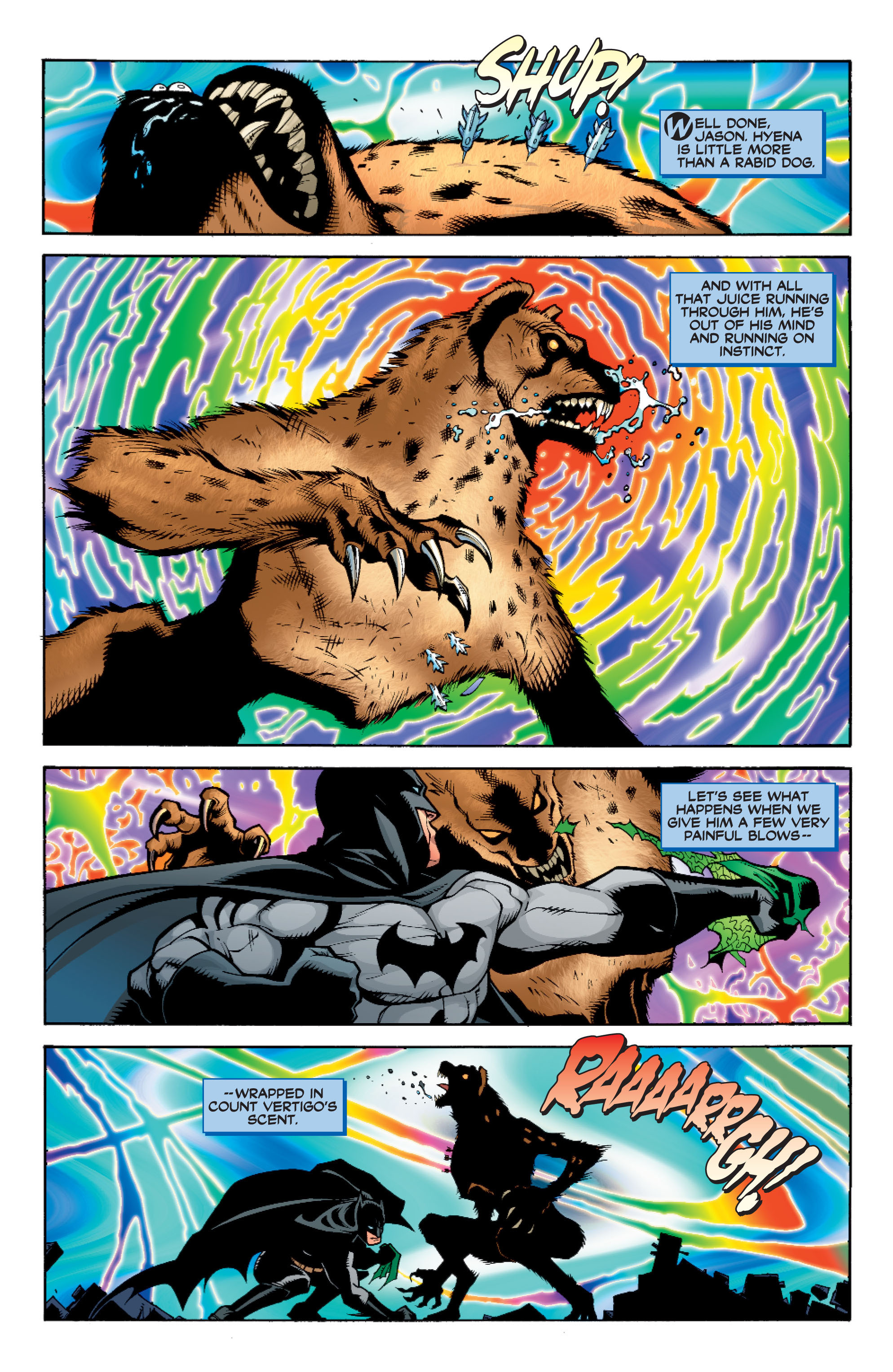Read online Batman: Under The Red Hood comic -  Issue # Full - 241