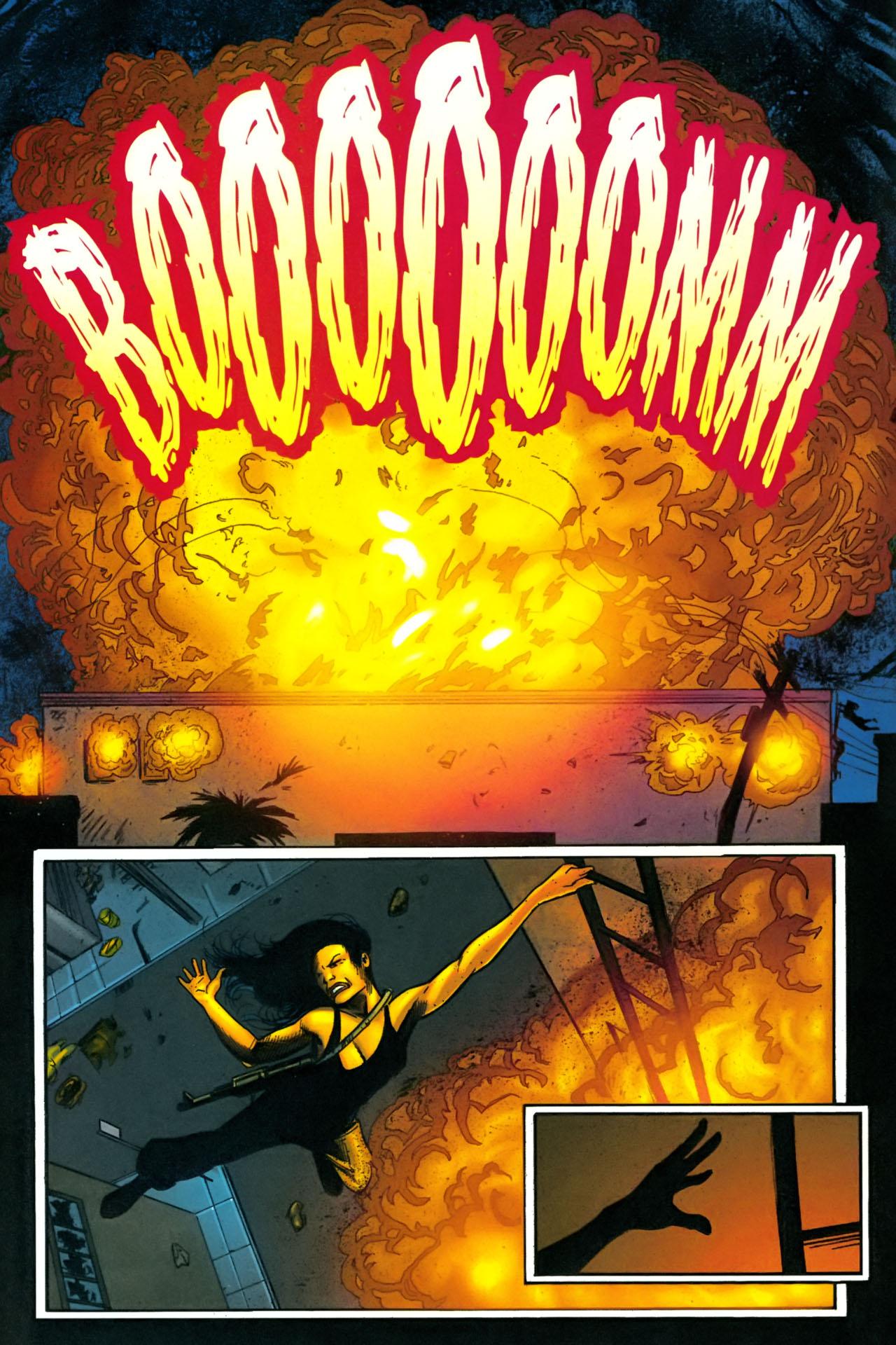 Read online The Exterminators comic -  Issue #23 - 9