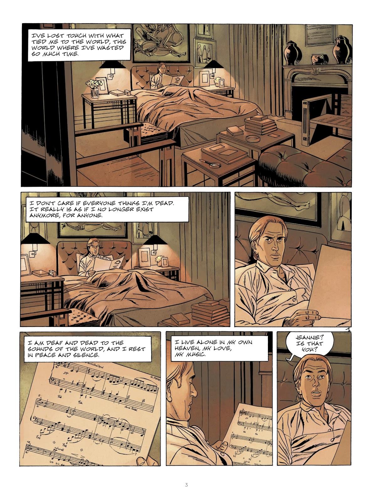 Read online Sherman comic -  Issue #7 - 3