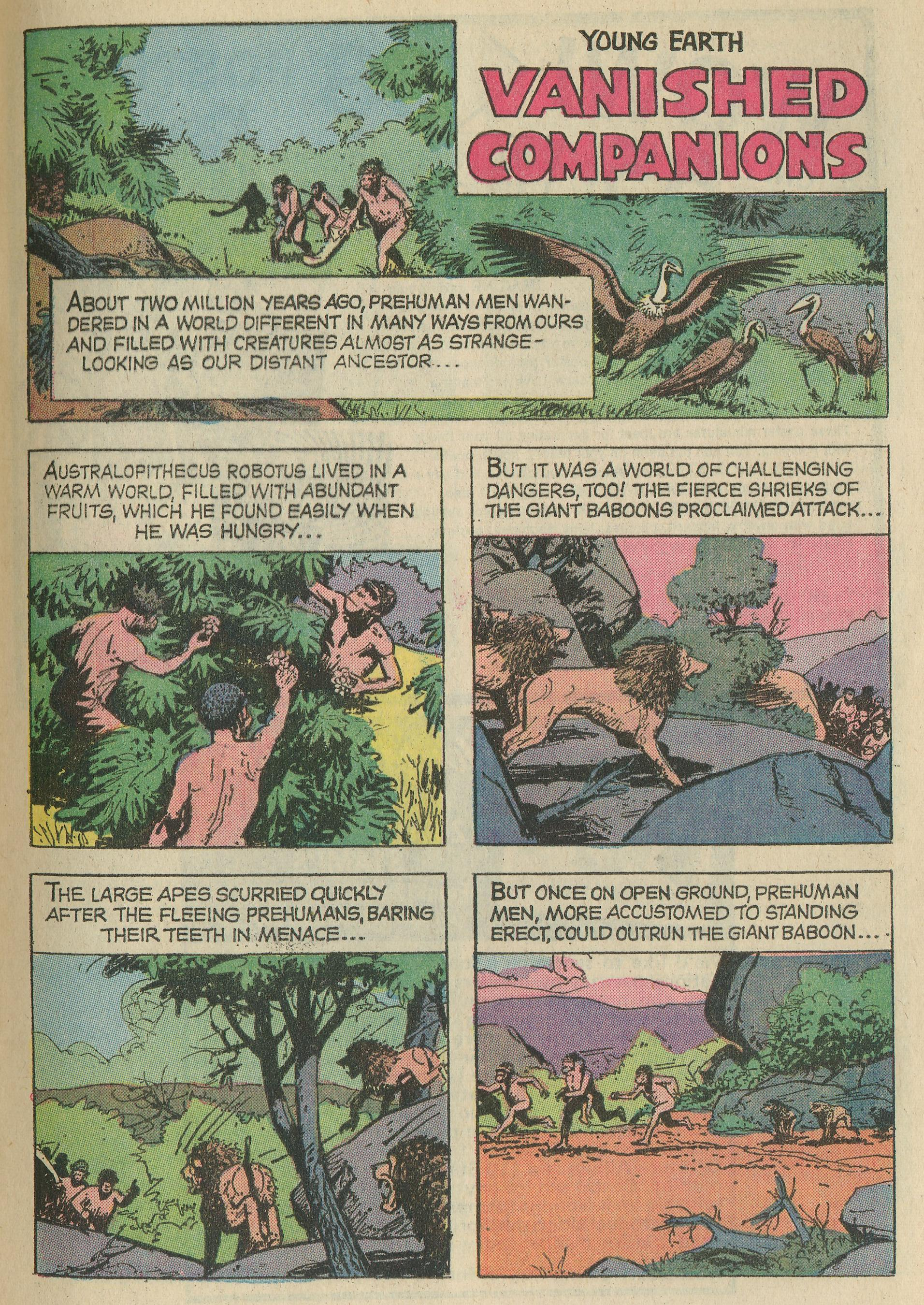 Read online Turok, Son of Stone comic -  Issue #78 - 13