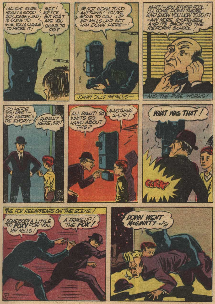 Blue Ribbon Comics (1939) issue 7 - Page 33