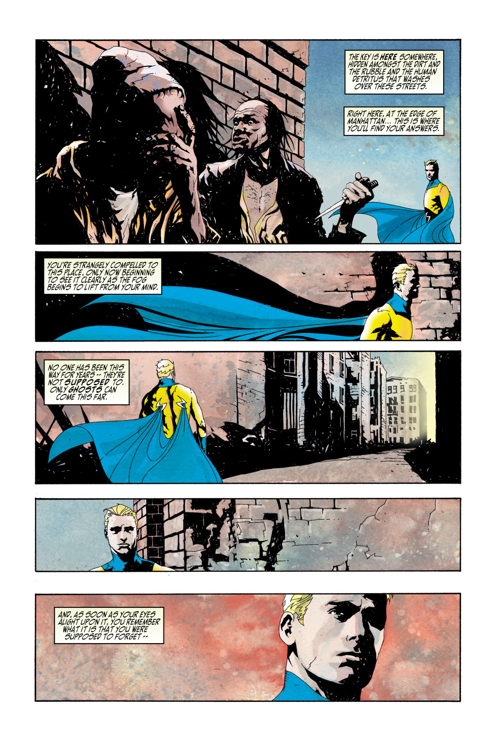 Read online Sentry (2000) comic -  Issue #4 - 22