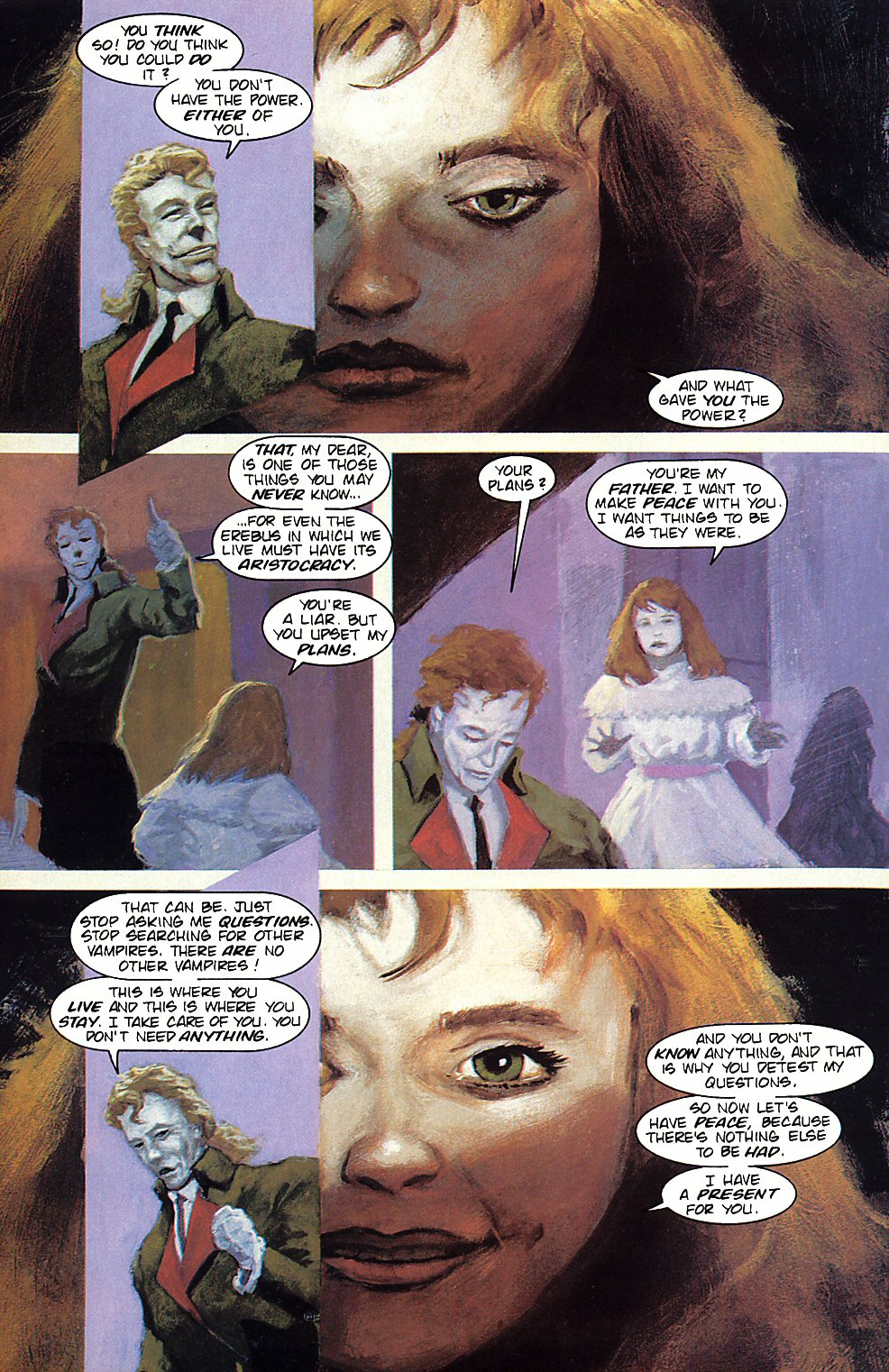 Read online Anne Rice's Interview with the Vampire comic -  Issue #5 - 12
