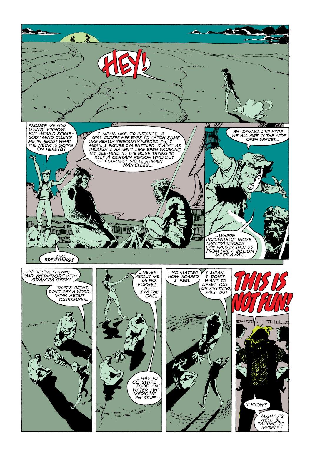 Uncanny X-Men (1963) issue 252 - Page 16