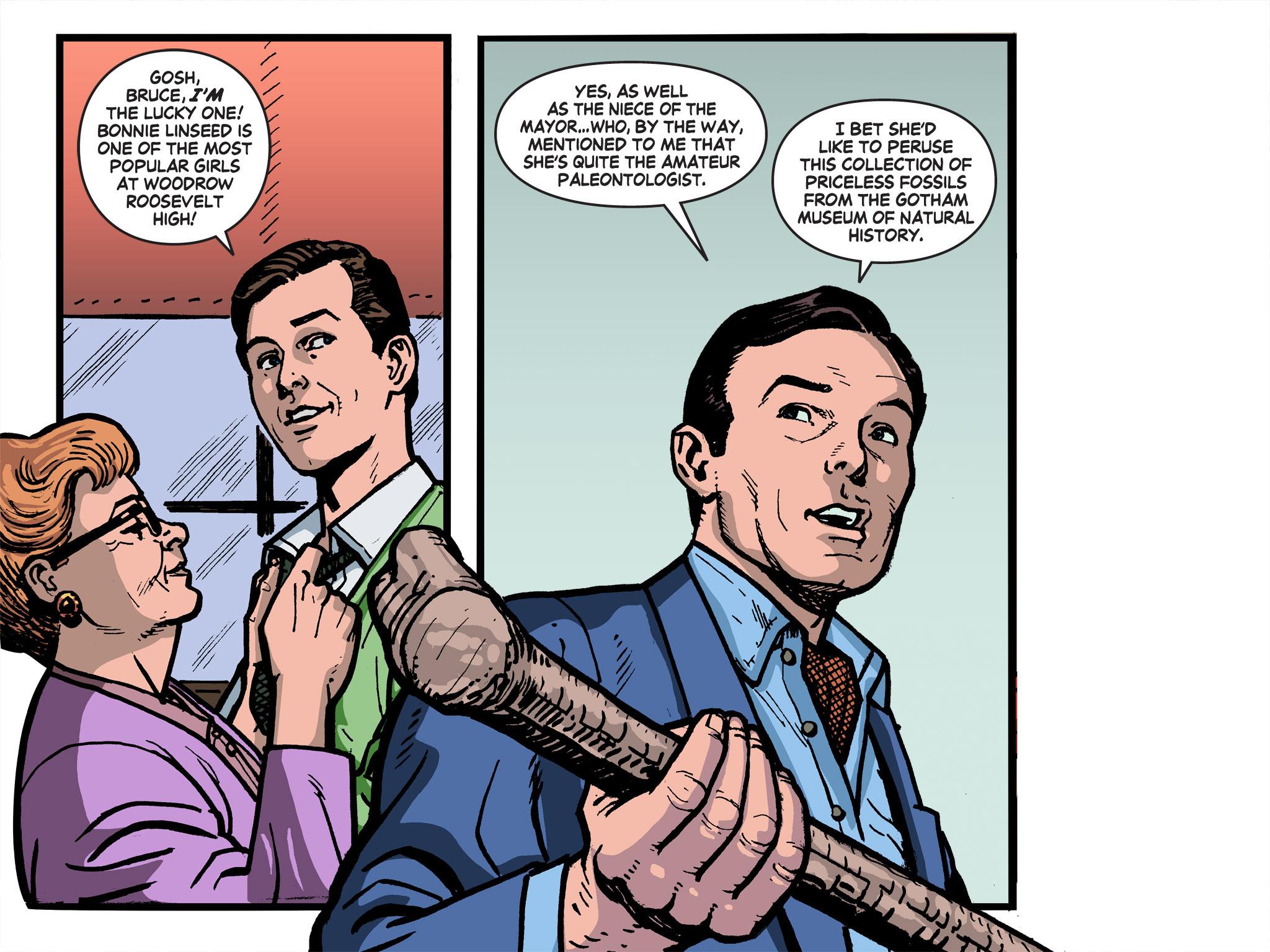 Read online Batman '66 Meets the Green Hornet [II] comic -  Issue #1 - 7