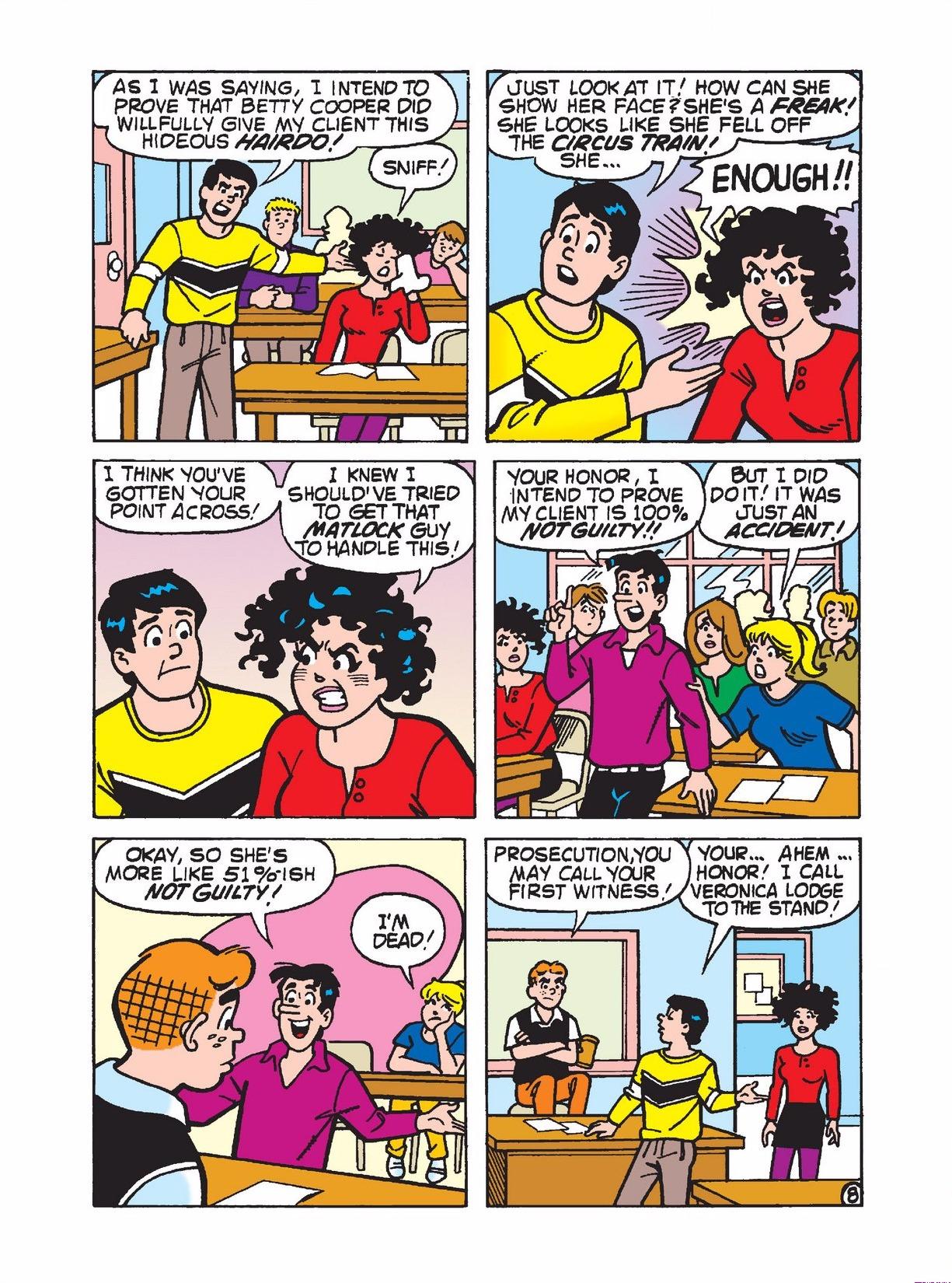 Read online Archie 1000 Page Comics Bonanza comic -  Issue #3 (Part 1) - 84