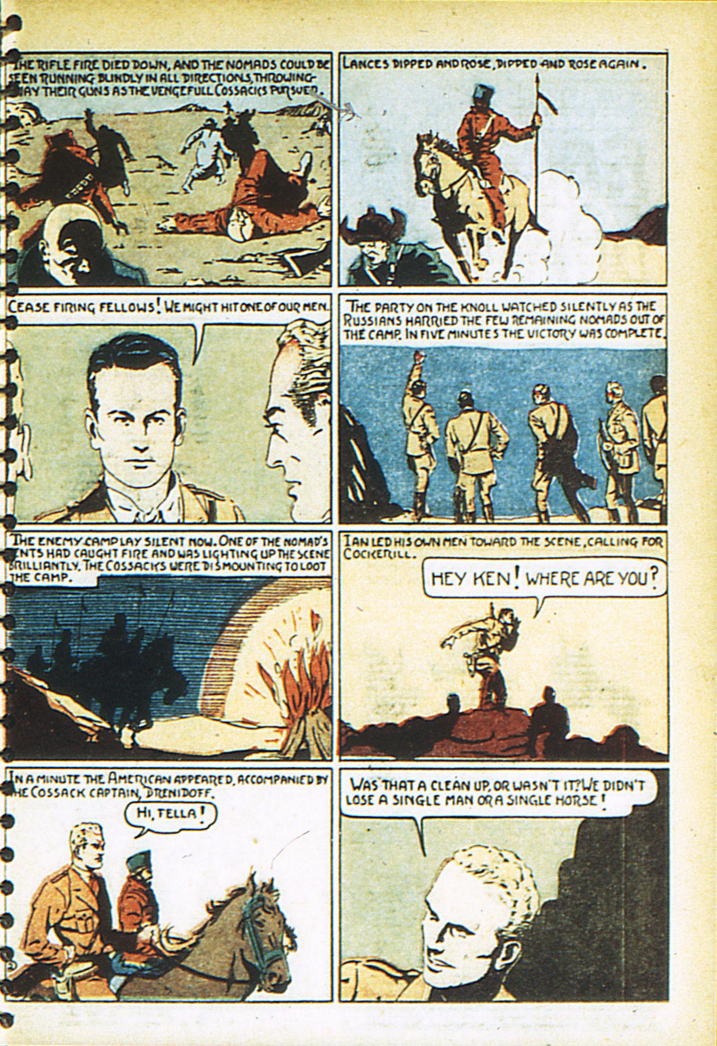Read online Adventure Comics (1938) comic -  Issue #26 - 64