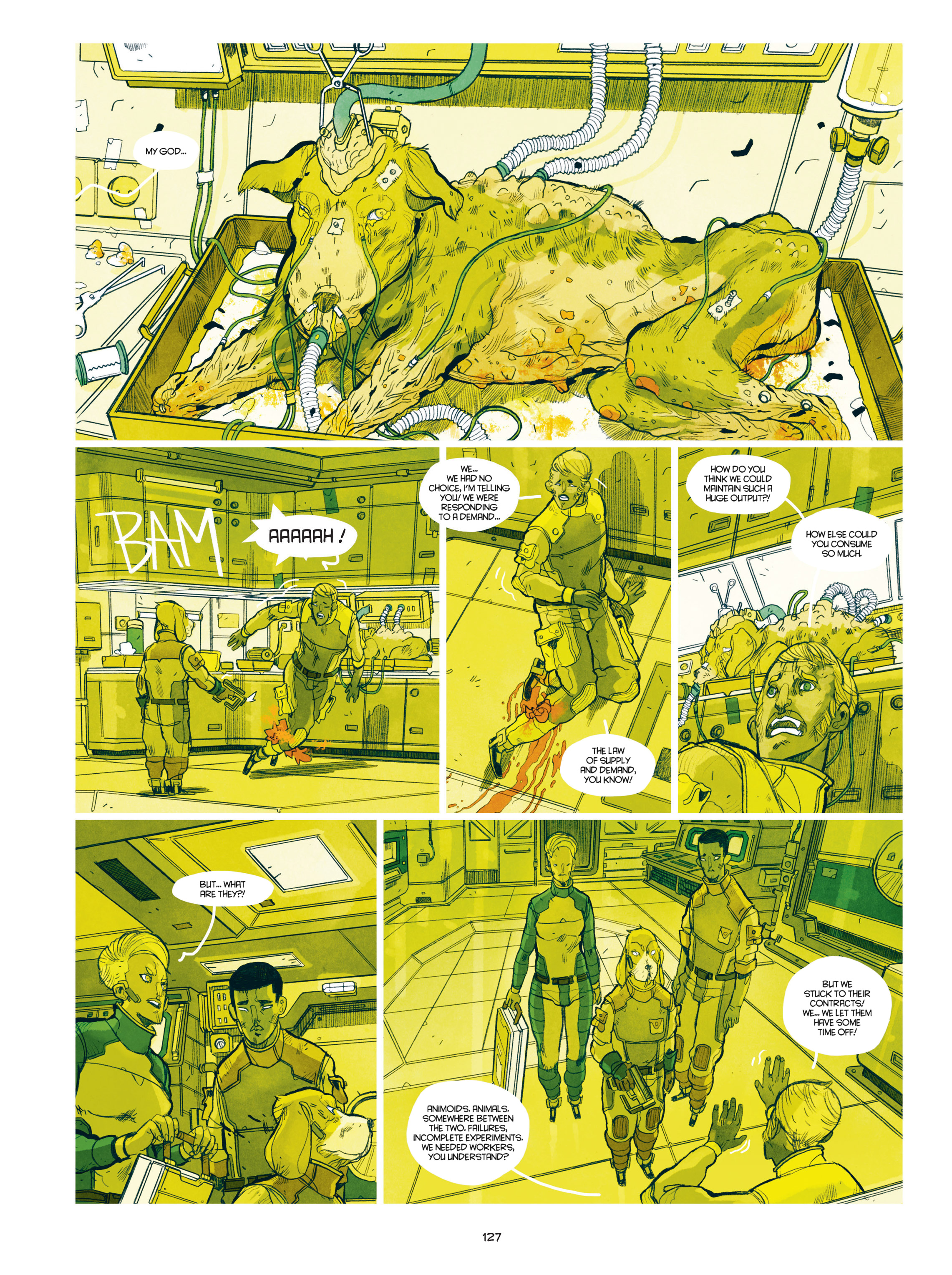 Read online Shangri-La comic -  Issue # Full - 128