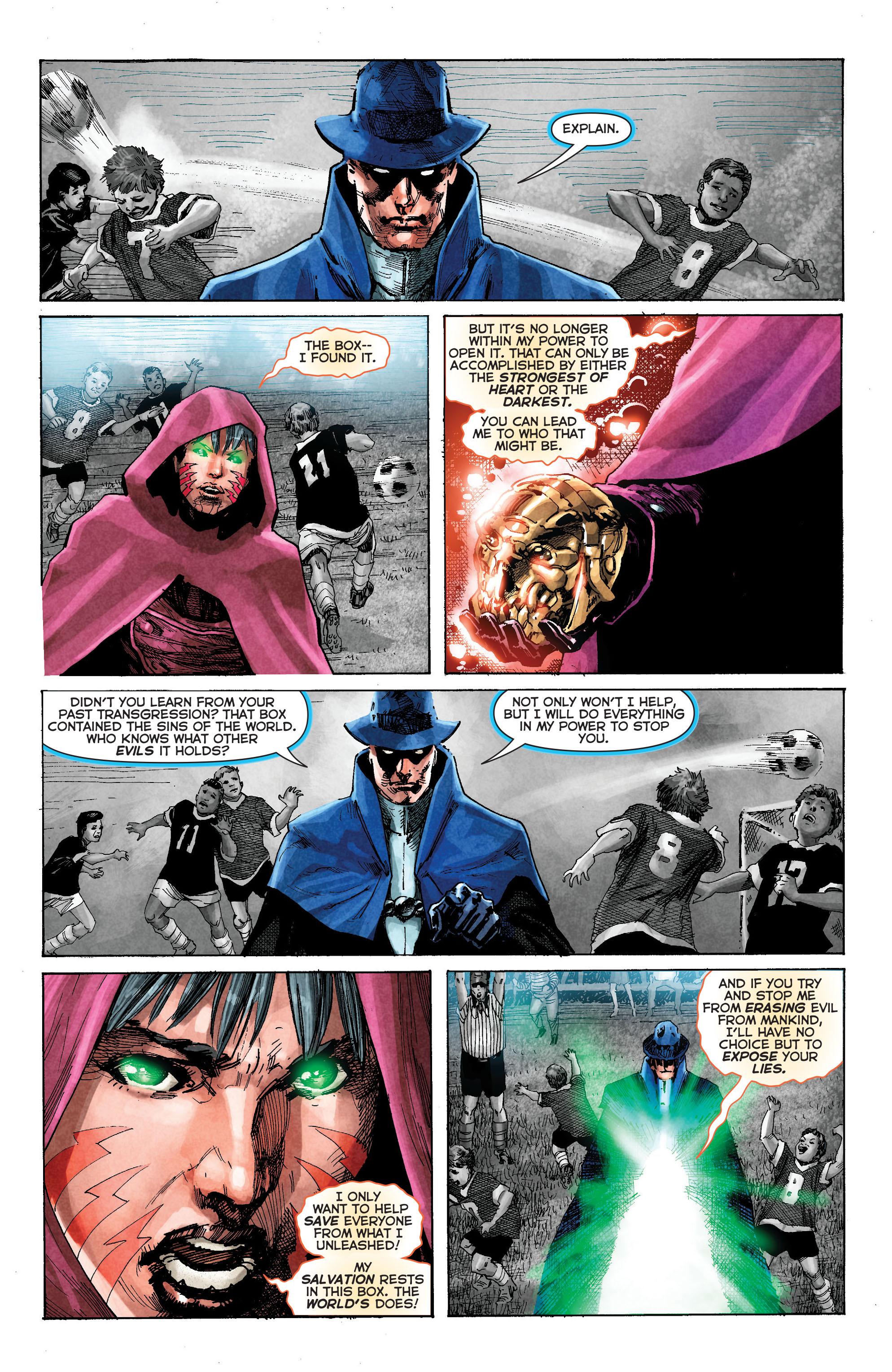 Read online Trinity of Sin: The Phantom Stranger comic -  Issue #2 - 6