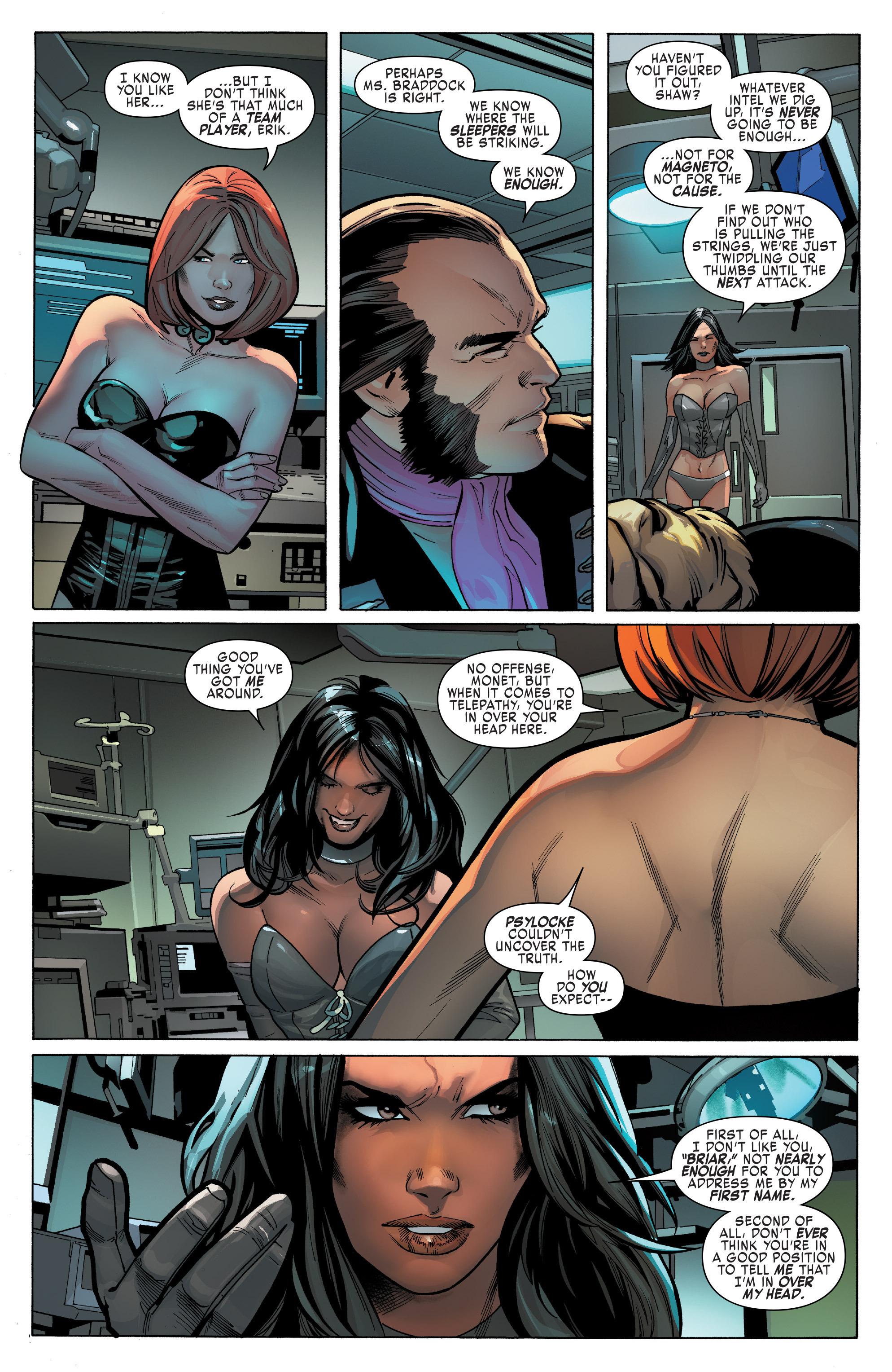 Read online Uncanny X-Men (2016) comic -  Issue #14 - 4