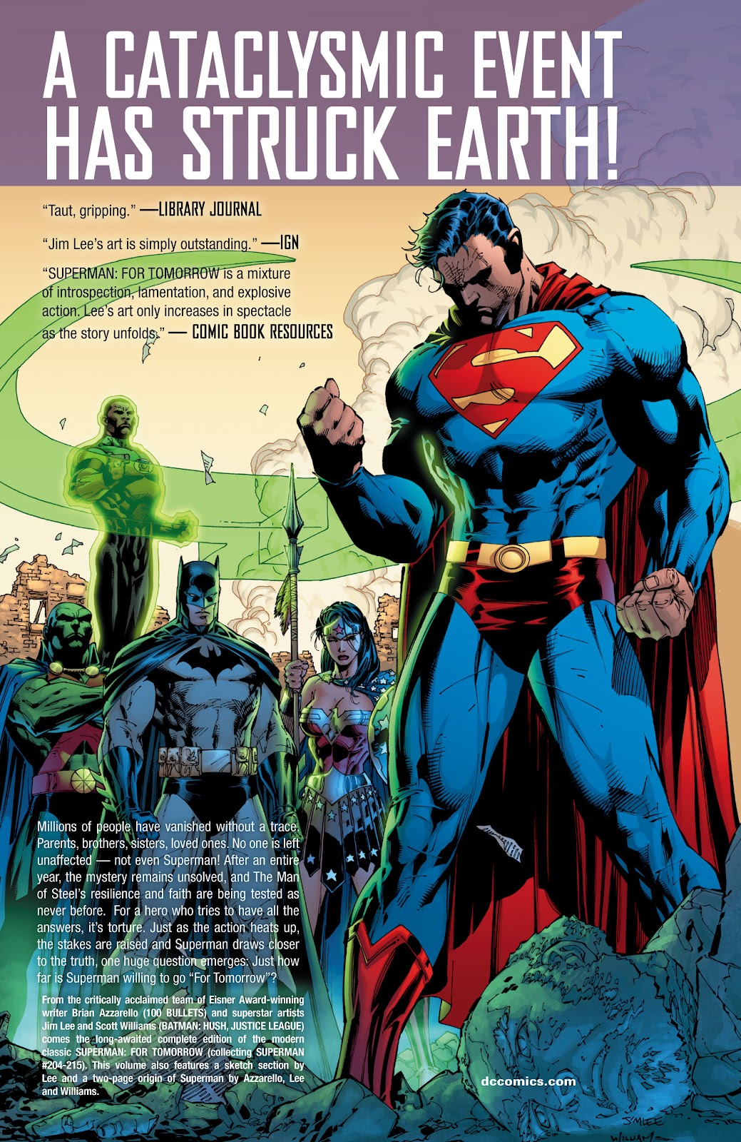 Read online Superman: For Tomorrow comic -  Issue # TPB (Part 3) - 115