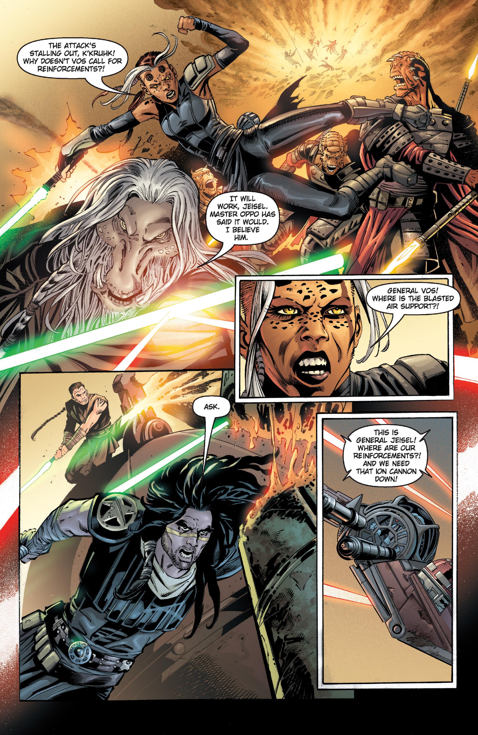 Read online Star Wars Omnibus comic -  Issue # Vol. 26 - 260