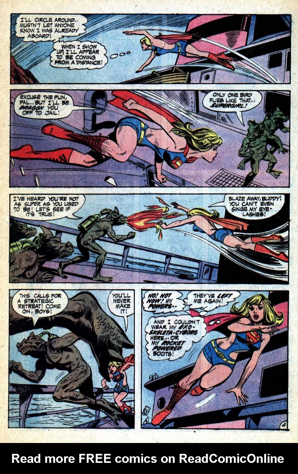 Read online Adventure Comics (1938) comic -  Issue #409 - 22