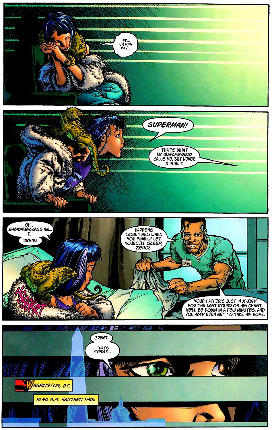 Action Comics (1938) 801 Page 3