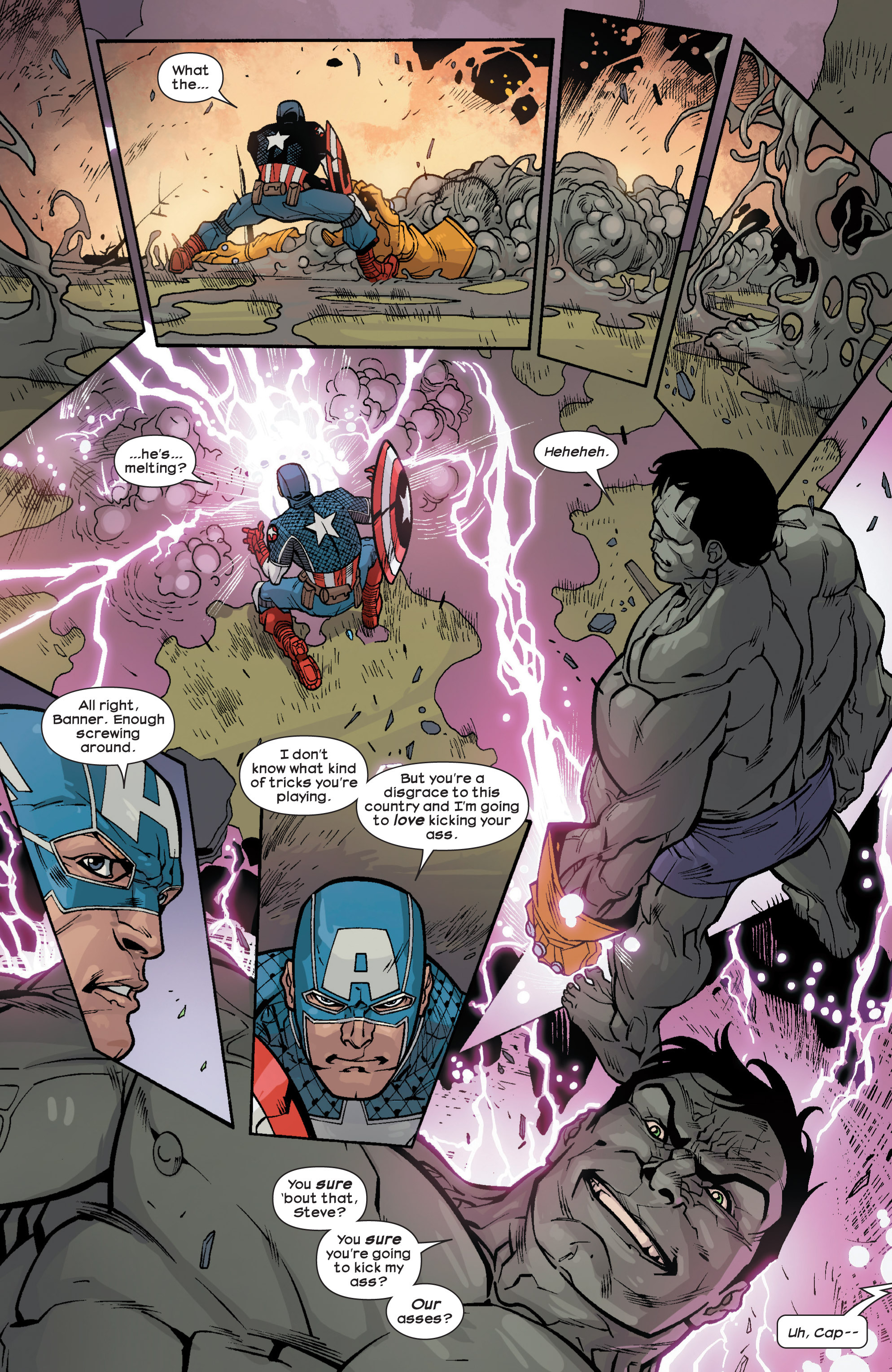 Read online Ultimate Comics Ultimates comic -  Issue #25 - 13