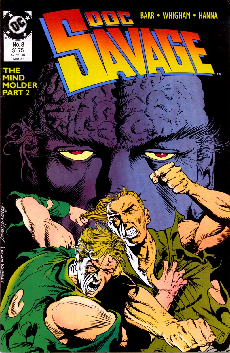 Doc Savage (1988) issue 8 - Page 1