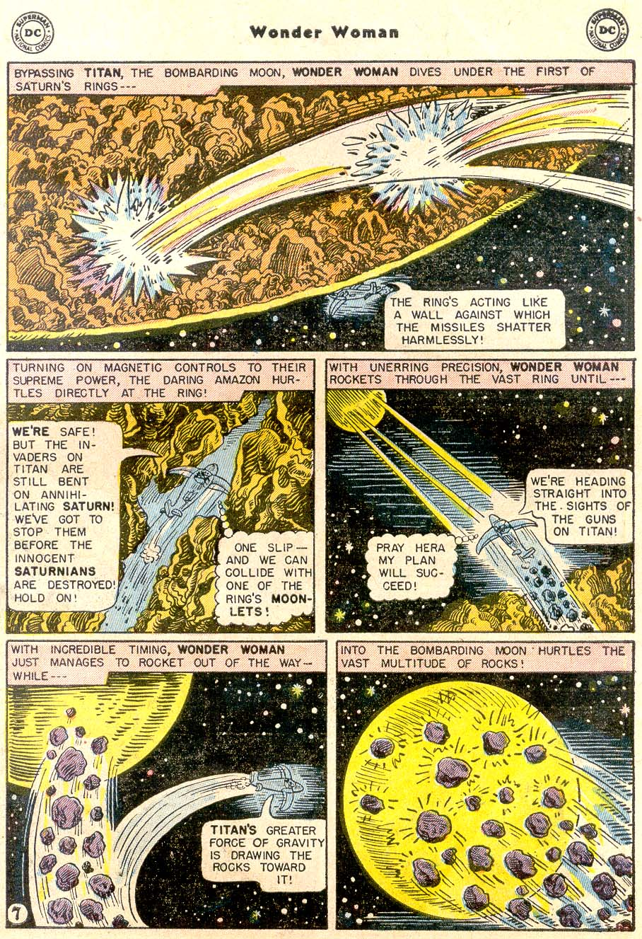 Read online Wonder Woman (1942) comic -  Issue #80 - 31