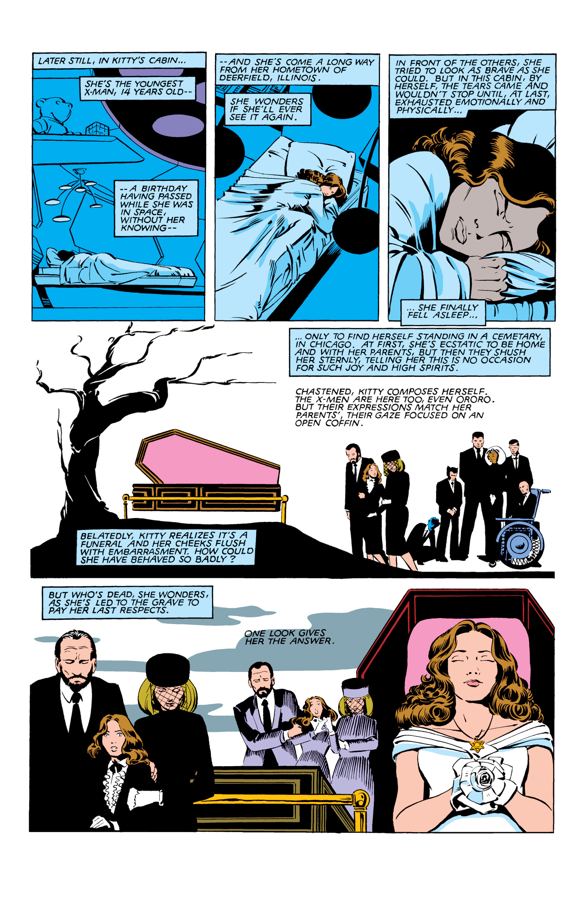 Read online Uncanny X-Men (1963) comic -  Issue #165 - 15