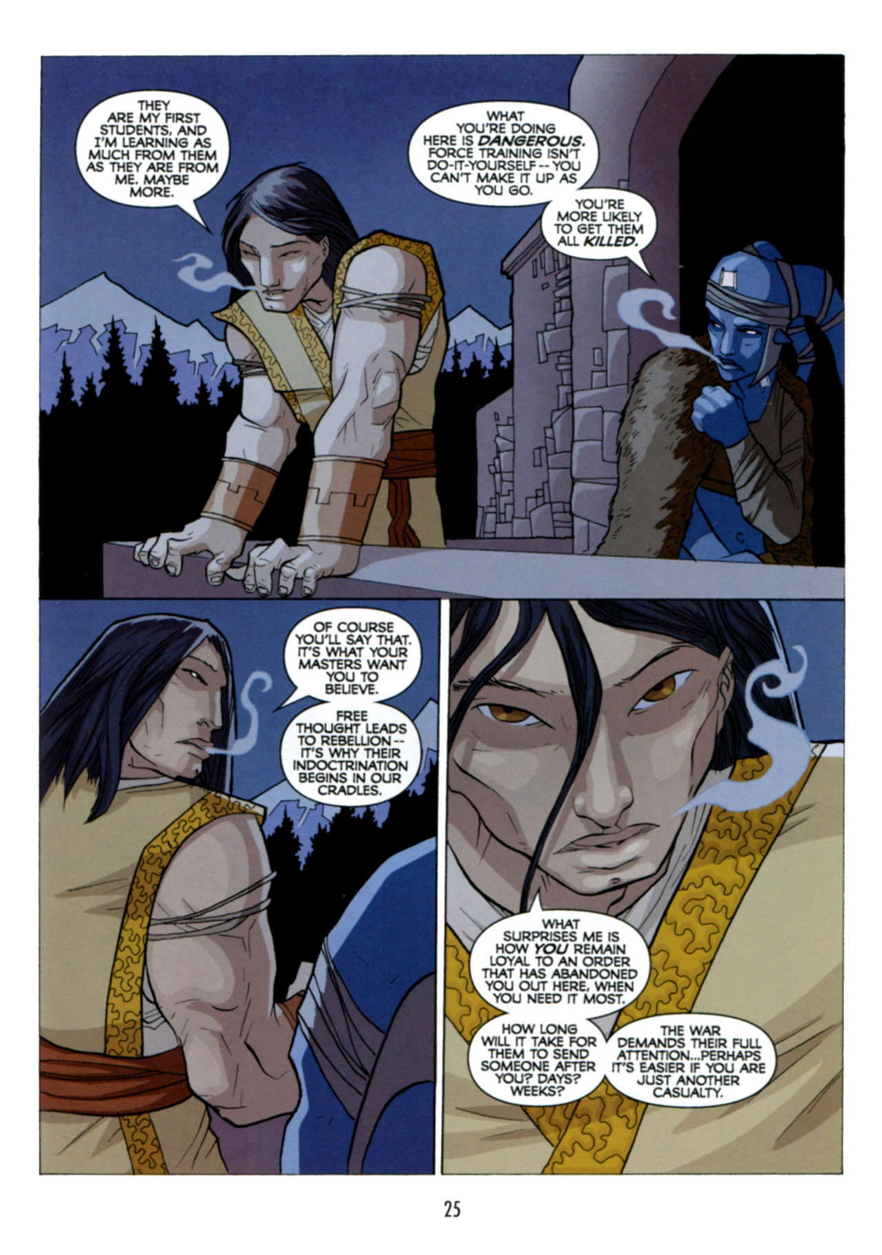 Read online Star Wars: The Clone Wars - Deadly Hands of Shon-Ju comic -  Issue # Full - 26