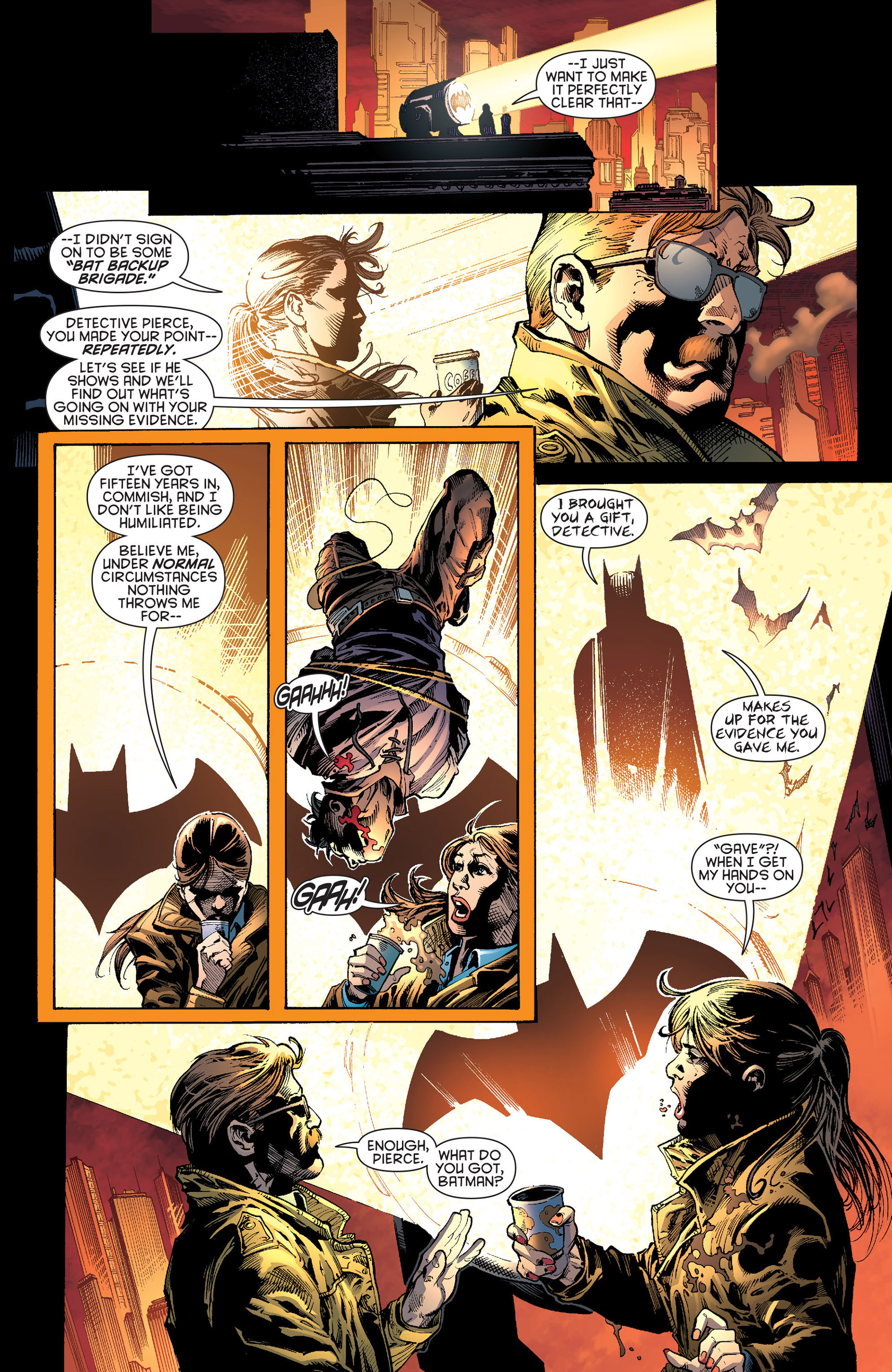 Read online Batman and Robin (2011) comic -  Issue # Annual 1 - 23
