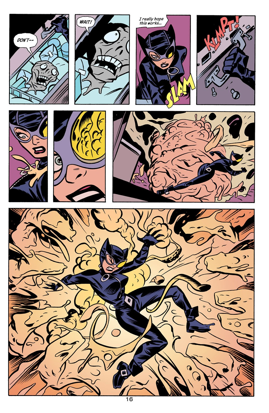 Catwoman (2002) Issue #4 #4 - English 17
