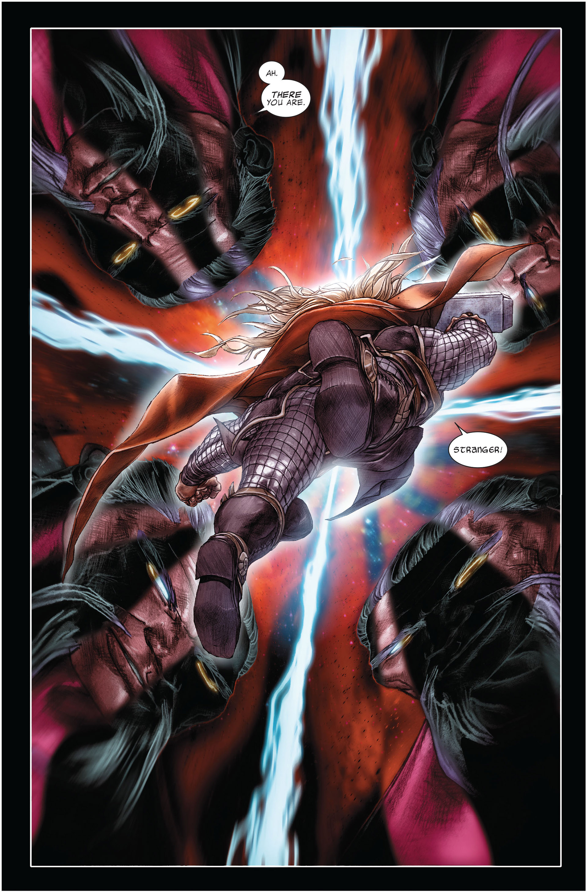Read online Astonishing Thor comic -  Issue #3 - 10