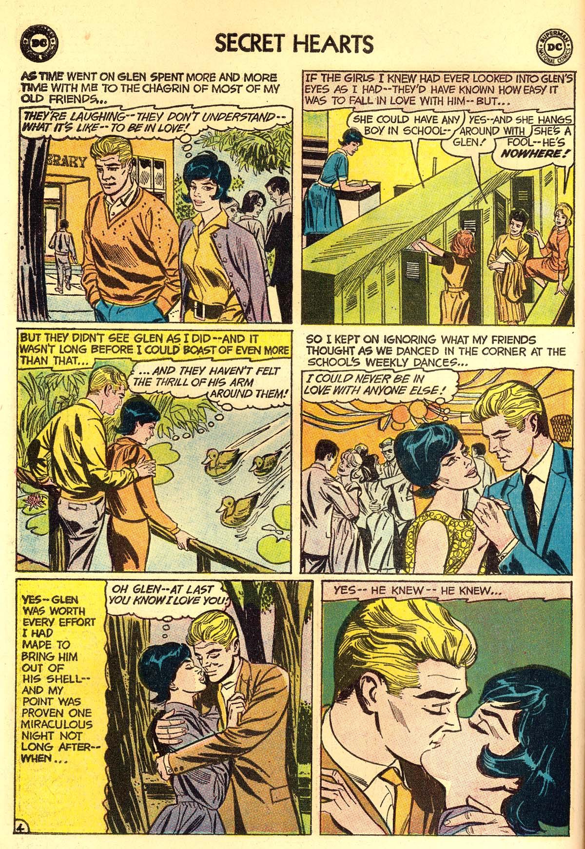 Read online Secret Hearts comic -  Issue #89 - 14