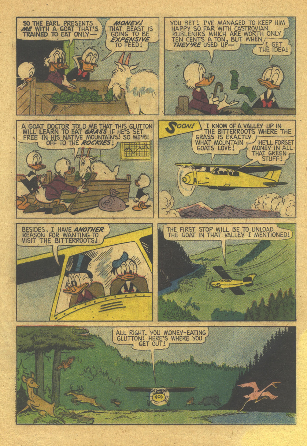 Read online Uncle Scrooge (1953) comic -  Issue #36 - 26